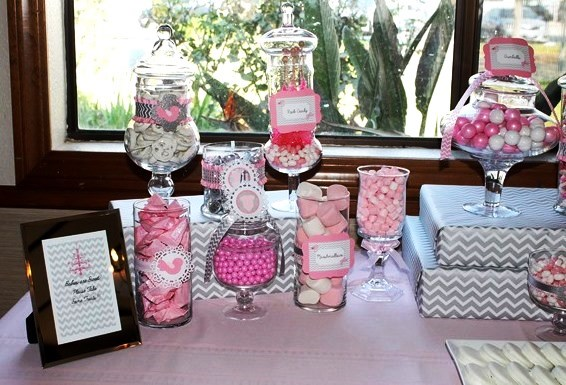 A Tutu Cute Baby Shower!